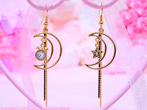 Infinite Dream Earrings + Choker