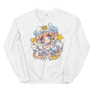 Heartpuff Star Angel Sweatshirt