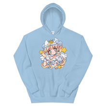 Load image into Gallery viewer, Heartpuff Star Angel Hoodie