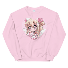 Load image into Gallery viewer, Crying Heartpuff Sweatshirt