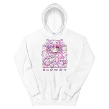 Load image into Gallery viewer, Heartpuff Sleepover Hoodie