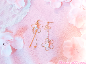 Princess Daisy Earrings