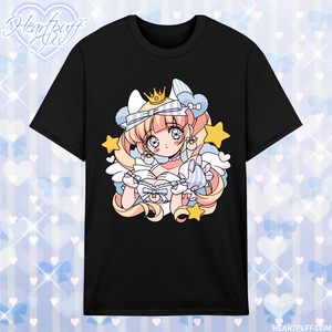 Heartpuff Star Angel T-Shirt