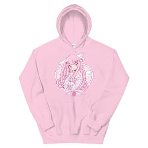 Dreamy Strawberry Hoodie