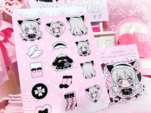 Load image into Gallery viewer, Heartpuff Doll Sticker Packs
