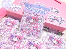 Load image into Gallery viewer, Heartpuff Sleepover Sticker Pack
