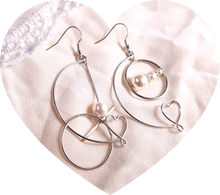 Load image into Gallery viewer, Love Loop Earrings