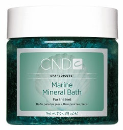 CND Spapedicure Marine Mineral Bath 18oz