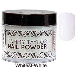 Tammy Taylor Whitest White Nail Powder 1.5oz