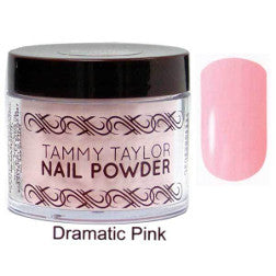 Tammy Taylor  Dramatic Pink Nail Powder 1.5oz