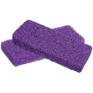Example of Purple Mini Pumice Sponge