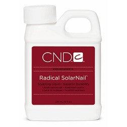 CND Radical Solar Nail Sculpting Liquid 8oz