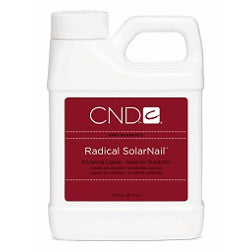 CND Radical Solar Nail Sculpting Liquid 16oz
