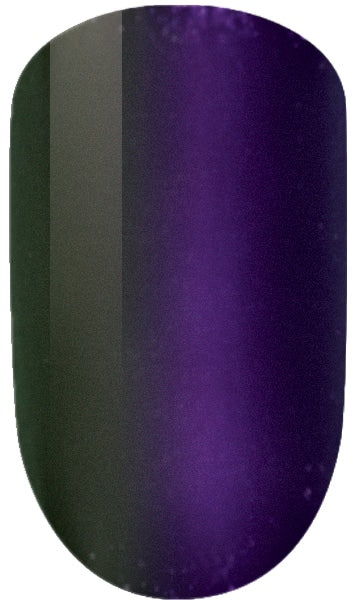 Example of Lechat Metallux Anubis Color Changing Polish.