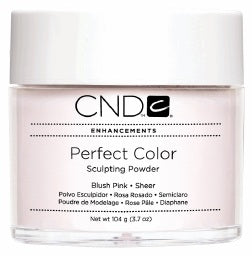 CND Perfect Color Sculpting Powder Blush Pink - Sheer 3.7oz