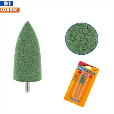Medicool 3/32nd Silicone Buffing Bit (Course) D1