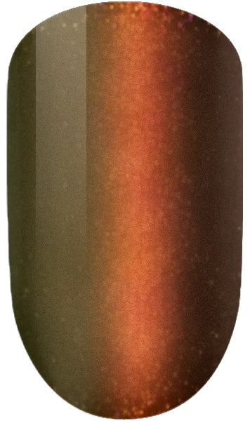 Example of Lechat Metallux Dragon's Breath Color Changing Polish