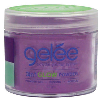Jar of Lechat Electra Glow in the Dark Powder