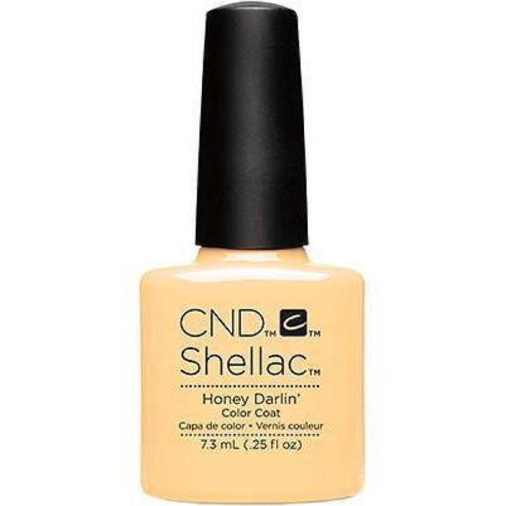 .25 Bottle of Shellac Honey Darlin