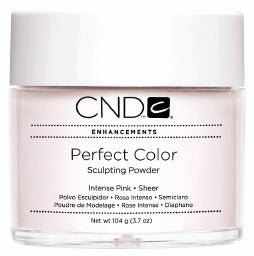 CND Perfect Color Powder Intense Pink - Sheer 3.7oz