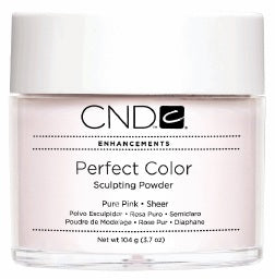 CND Perfect Color Sculpting Powder Pure Pink - Sheer 3.7oz