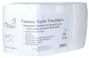 300 pack of Tammy Taylor Towelette's