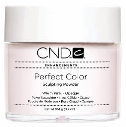 CND Perfect Color Powder Warm Pink - Opaque 3.7oz