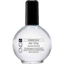 Load image into Gallery viewer, CND Air Dry Top Coat 2.3oz
