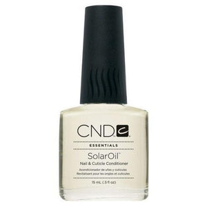 Bottle of .5oz Solar Oil Cuticle Conditioner
