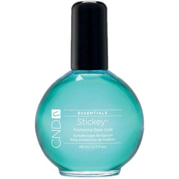 Bubble Bottle of 2.3oz Shellac Stickey Base Coat