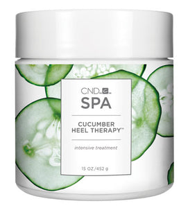15oz Jar of Cucumber Heel Therapy Intensive Treatment