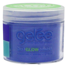 Load image into Gallery viewer, Jar of Lechat Dream Trance Glow in the Dark Powder .42oz