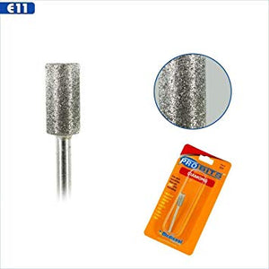 Medicool 3/32nd Diamond Barrel Nail Bit (Medium) E11M