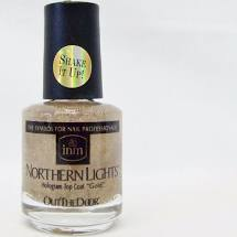 Bottle of .5oz Northern Lights Holographic Top Coa