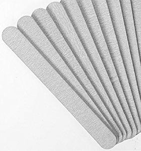 "Soft Touch Jumbo Zebra 8 1/2""  Washable & Disinfectable Files Asst. Grit (50pk)"