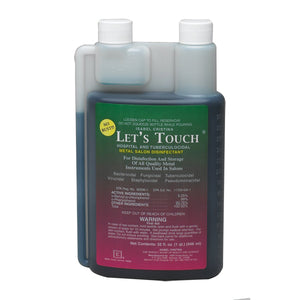 Isabel Christina Let's Touch Concentrate Non Rusting Disinfectant 32oz
