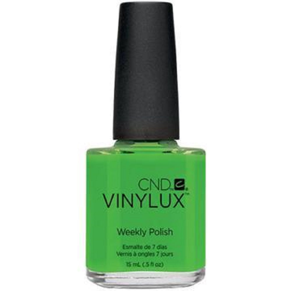 .5oz Bottle of Vinylux Lush tropics Weekly Nail Polish