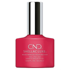 Bottle of Shellac Luxe Femme Fatale Color Coat