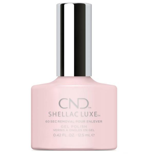 Bottle of Shellac Luxe Negligee Color Coat