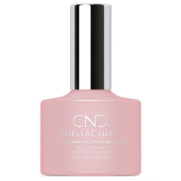 Bottle of Shellac Luxe Nude Knickers Color Coat