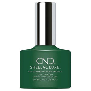 Bottle of Shellac Luxe Palm Deco Color Coat