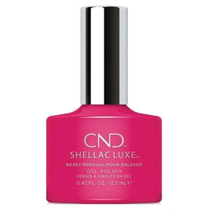 Bottle of Shellac Luxe Pink Leggins Color Coat