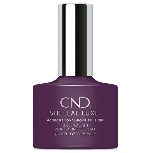 Bottle of Shellac Luxe Rock Royalty Color Coat