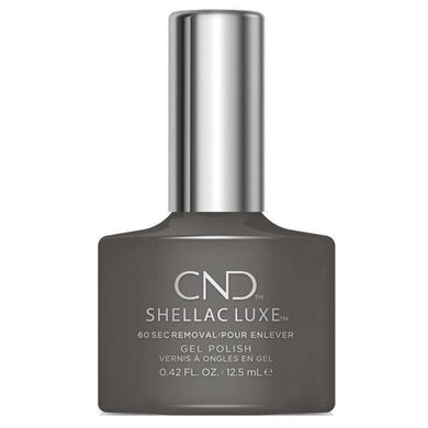 Bottle of Shellac Luxe  Silhouette Color Coat