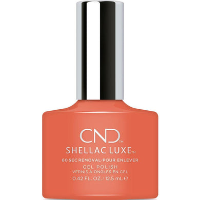 Bottle of Shellac Luxe Soulmate Color Coat