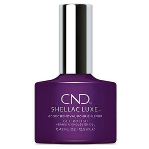 Bottle of Shellac LuxeTemptation Color Coat