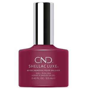 Bottle of Shellac Luxe Tinted Love Color Coat