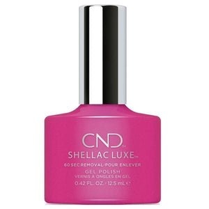 Bottle of Shellac Luxe  Tutti Fruitti Color Coat