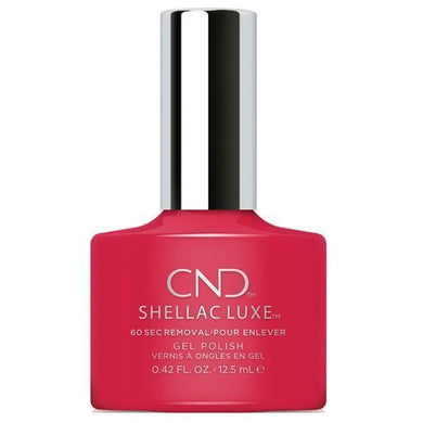 Bottle of Shellac LuxeWildfire Color Coat