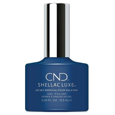 Bottle of Shellac Luxe Winter Nights Color Coat